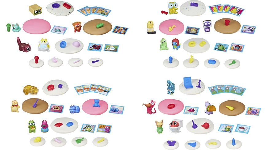 Hasbro Lost Kitties Milchtuete XXL mit Kaetzchen