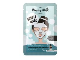 The Beauty Mask Company Tuchmaske Bubble Tuchmaske