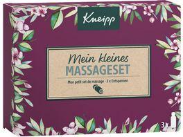 KNEIPP Mein kleines Massageset 3 x 20 ml