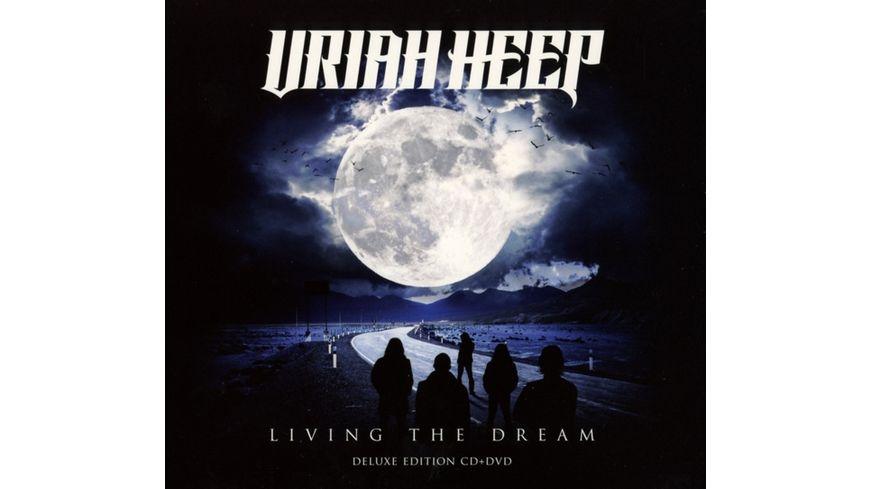 Living The Dream CD DVD Digipak