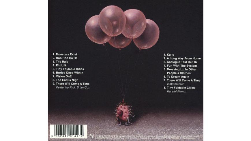 Monsters Exist 2CD Bonustracks