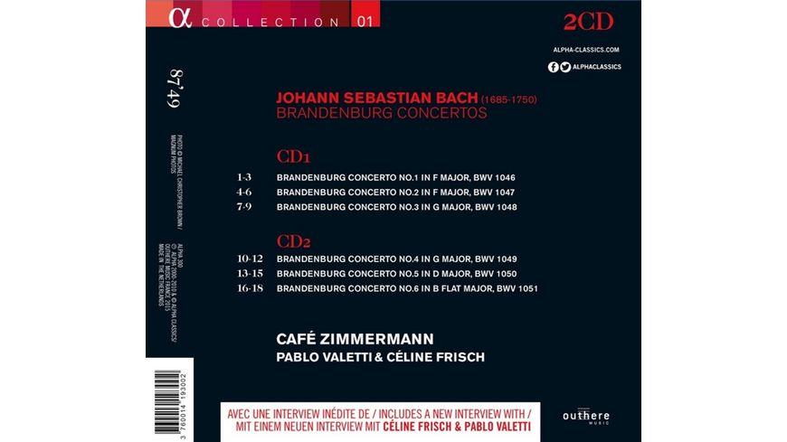 Die Brandenburgischen Konzerte