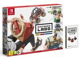 Nintendo Labo Toy Con 03 Fahrzeug Set