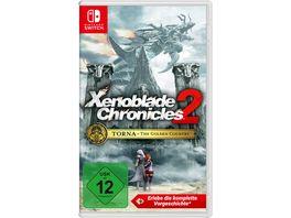 Xenoblade Chronicles 2 Torna Golden Country