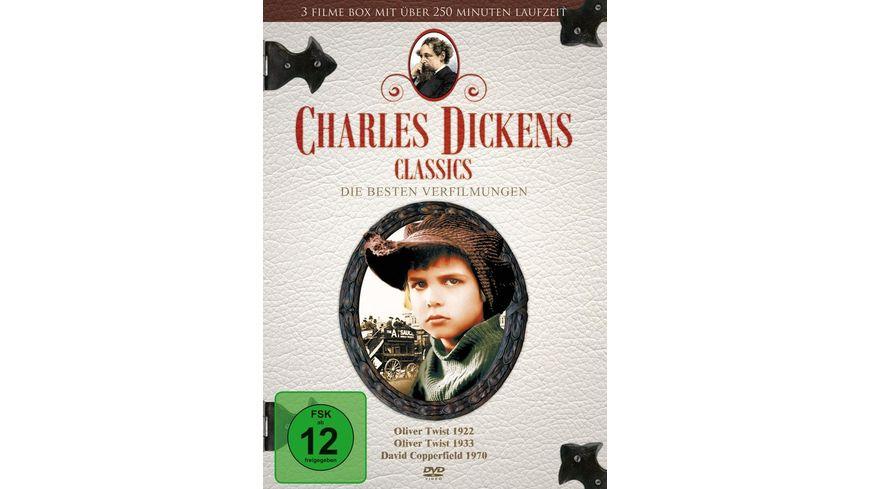 Charles Dickens Classics Die besten Verfilmungen