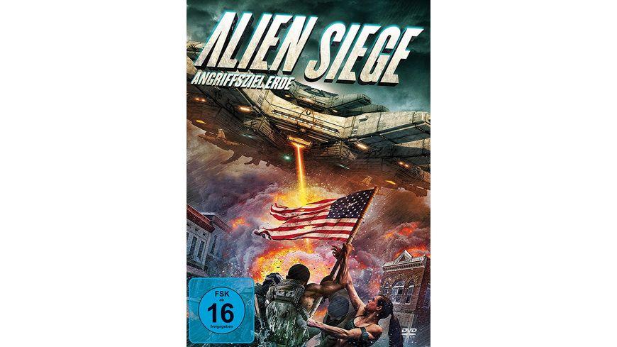 Alien Siege Angriffsziel Erde