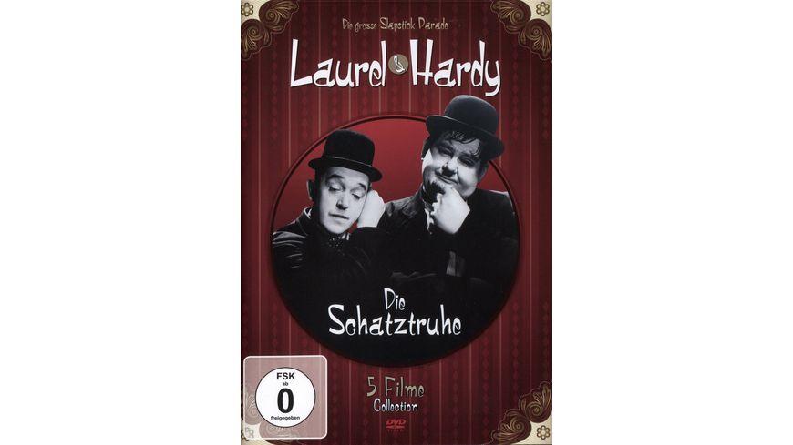 Laurel Hardy Die Schatztruhe