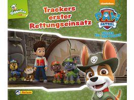PAW Patrol Trackers erster Rettungseinsatz