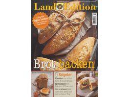 Land Edition Brot Backen