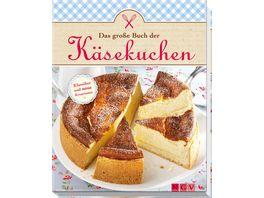 Das grosse Buch der Kaesekuchen