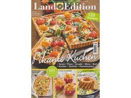 Land Edition Pikante Pfannkuchen