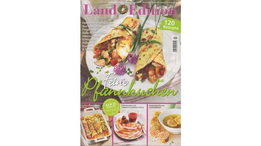 Land Edition Feine Pfannkuchen