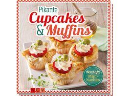 Pikante Cupcakes und Muffins