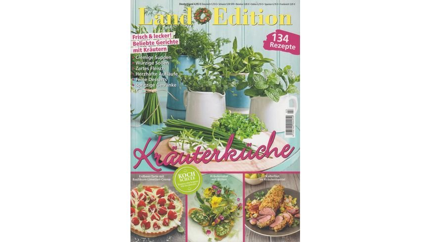 Land Edition Kraeuterkueche