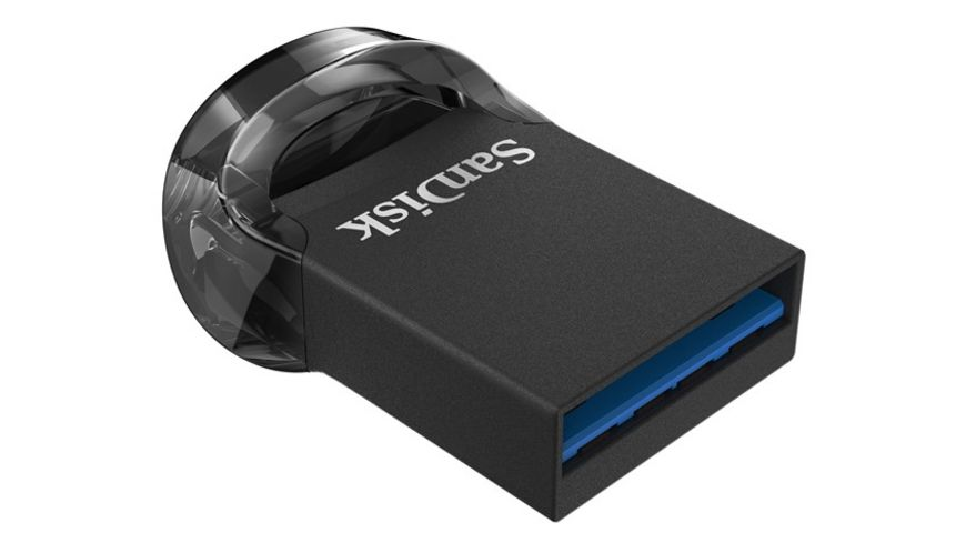 SanDisk Ultra Fit USB 3 1 Flashlaufwerk 16 GB