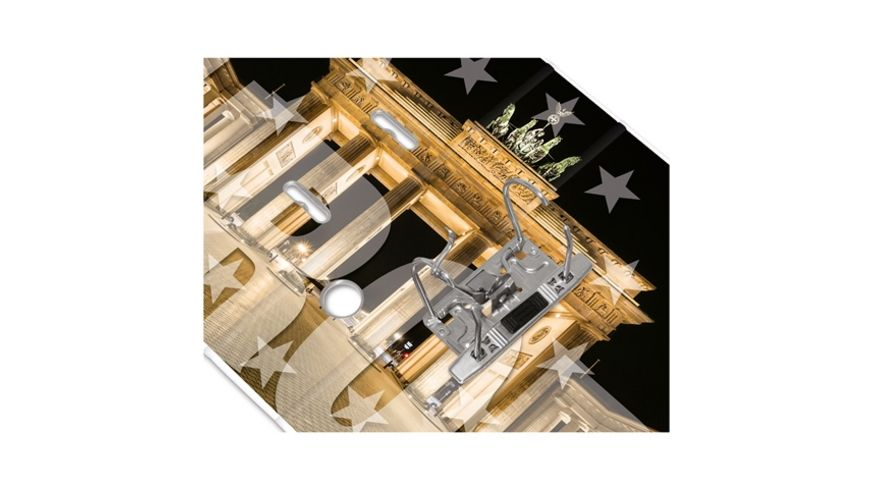 HERMA Motiv Ordner A4 Globetrotter Europe breit