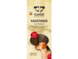 CANEO Native Kaustange M Pansen 3 Stueck je24 cm