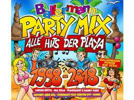 Ballermann Party Mix 1998 2018