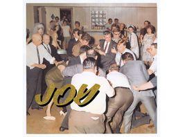 Joy As An Act Of Resistance Ltd Ed LP Pink