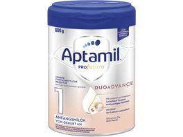 Aptamil Profutura 1 Anfangsmilch von Geburt an