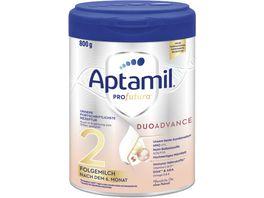 Aptamil Profutura 2 Folgemilch nach dem 6 Monat 800g