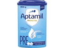 Aptamil Pronutra ADVANCE PRE Anfangsmilch von Geburt an