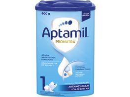 Aptamil Pronutra 1 Anfangsmilch von Geburt an