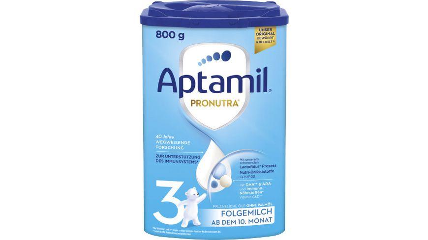 Aptamil Pronutra ADVANCE 3 Folgemilch ab dem 10 Monat