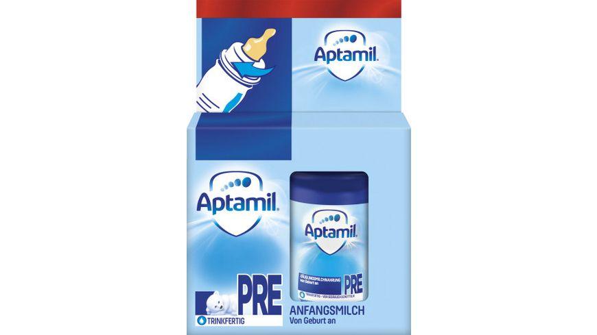 Aptamil PRE Anfangsmilch von Geburt an 2x90ml