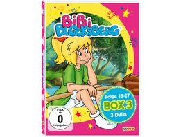DVD Bibi Blocksberg Sammelbox 3 Folgen 19 27