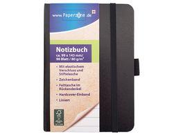 Paperzone Notizbuch A6 liniert