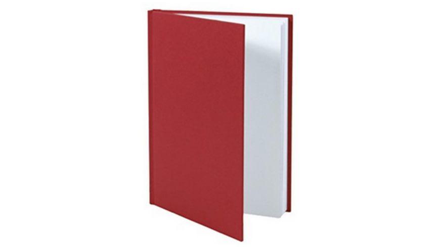 ROeSSLER Notizbuch S O H O A5 rot blanko