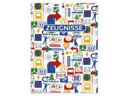 VELOFLEX Zeugnismappe A4 School
