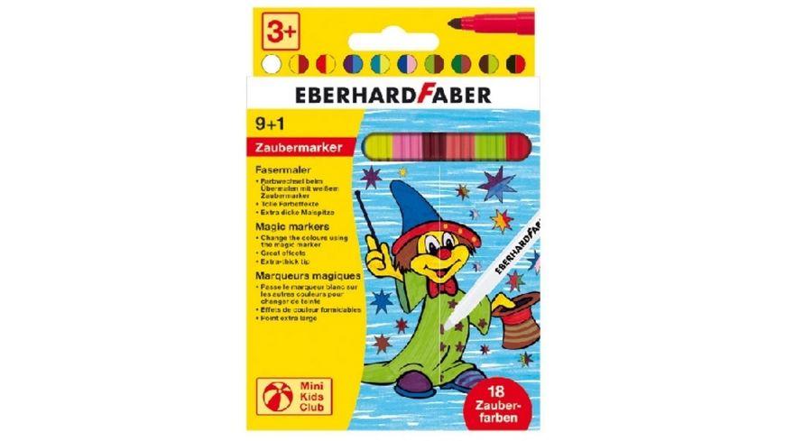 EBERHARD FABER Zaubermarker Fasermaler 10er Set