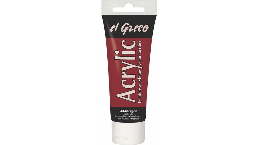 KREUL el Greco Acrylic Krapplack