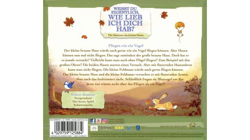 Original Hoerspiel z TV Serie Fliegen Wie Ein Vogel