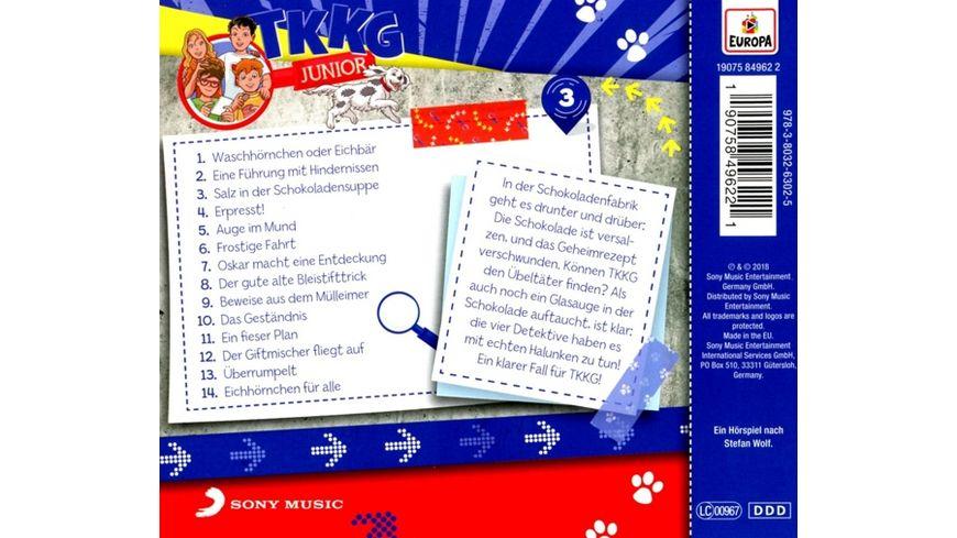 003 Giftige Schokolade