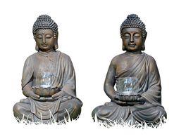 Asia Buddha Windlicht