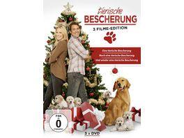 Tierische Bescherung 3 Filme Edition