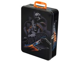 Theo Klein Hot Wheels Jubilaeumskoffer fuer 50 Autos