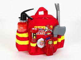 Theo Klein Fire Fighter Henry Feuerwehr Rucksack Rucksack