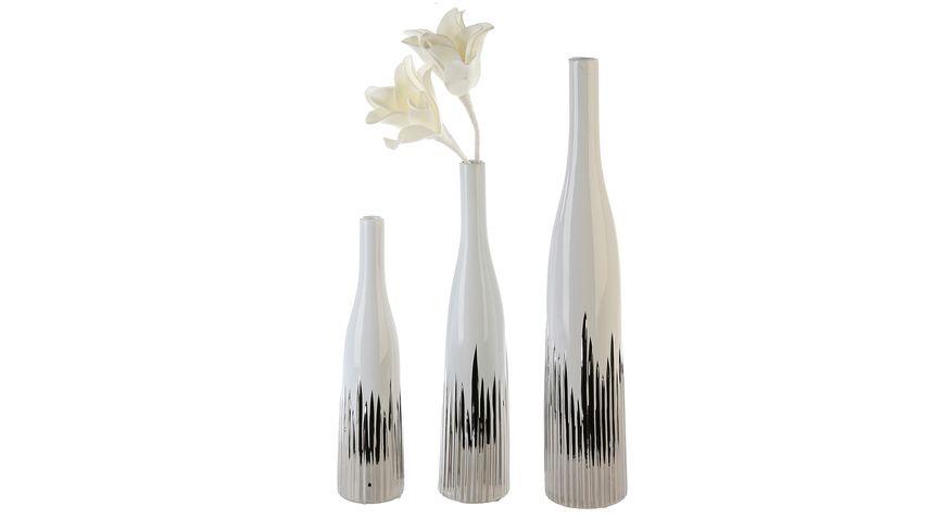 Casablanca Vase Mikado Hoehe 51 cm