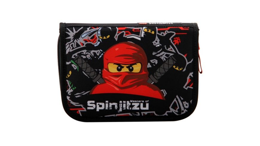 LEGO NINJAGO Schulranzen Set 3teilig Team Ninja