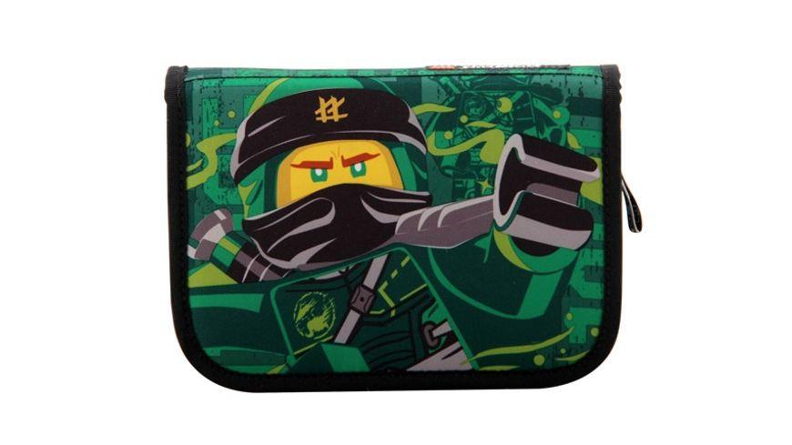 LEGO NINJAGO Schulranzen Set 3teilig Energy
