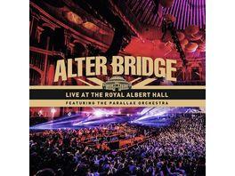 Live At Royal Albert Hall The Parallax Orchestra