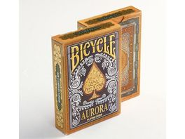 Bicycle Poker Kartendeck Aurora