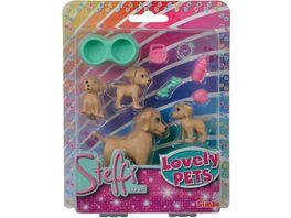 Simba Steffi Love Lovely Pets 1 Stueck sortiert