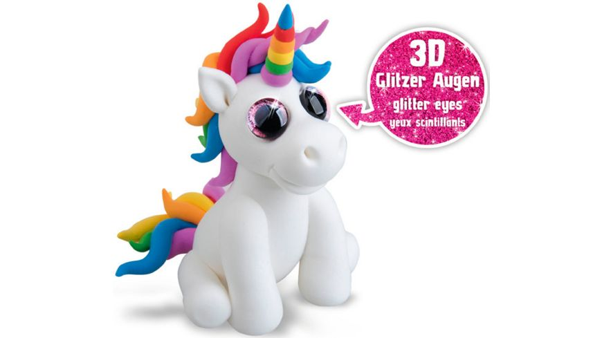 CRAZE Flo Mee Modellier Set Unicorn