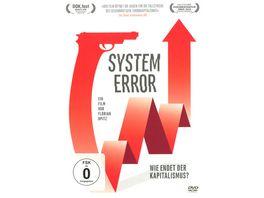 System Error Wie endet der Kapitalismus