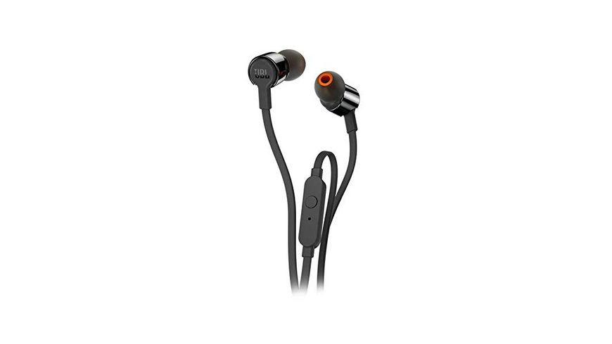 JBL T210 In-Ear Headset schwarz
